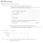 Creación de campañas de remarketing con Google Adwords o Analytics